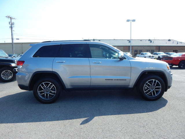 Pre-Owned 2020 Jeep Grand Cherokee LTD 2WD