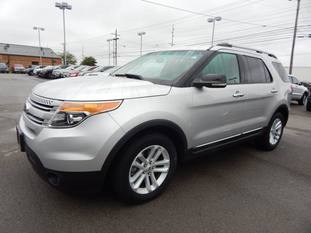 Pre-Owned 2015 Ford Explorer XLT FWD