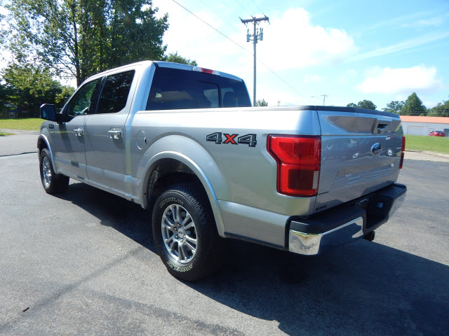 Pre-Owned 2020 Ford F-150 4WD