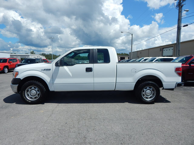 Pre-Owned 2013 Ford F-150