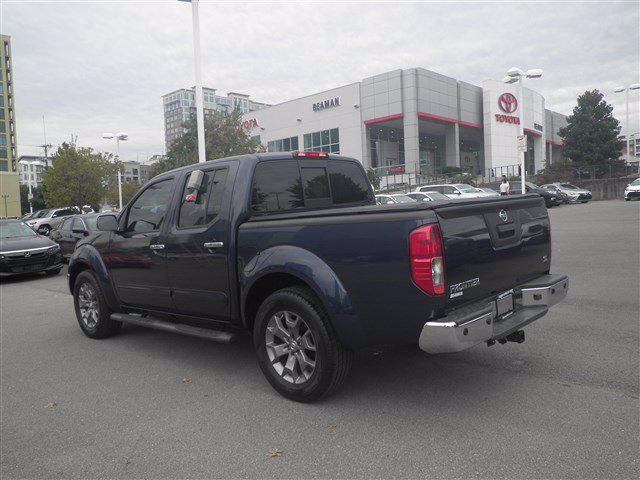 Pre-Owned 2019 Nissan Frontier SL