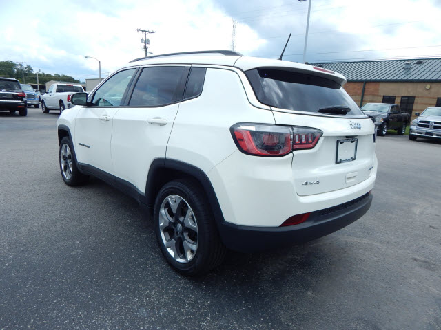 Pre-Owned 2019 Jeep Compass LTD 4X4