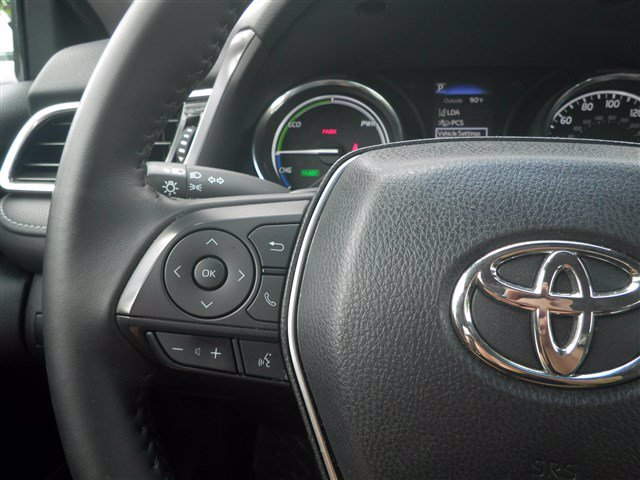 Certified Pre-Owned 2018 Toyota Camry HYBRID