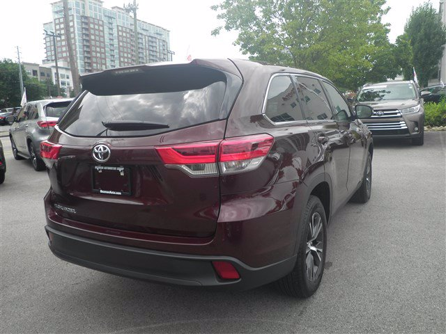 Certified Pre-Owned 2019 Toyota Highlander