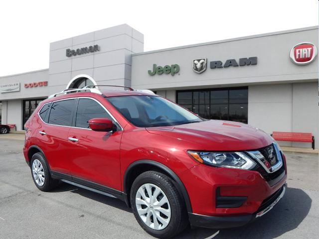 Pre-Owned 2017 Nissan Rogue S