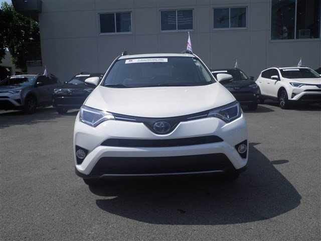 Certified Pre-Owned 2017 Toyota RAV4 Hybrid XLE AWD