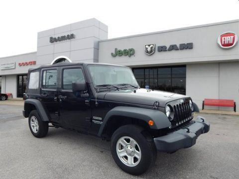 2016 Jeep Wrangler Unlimited