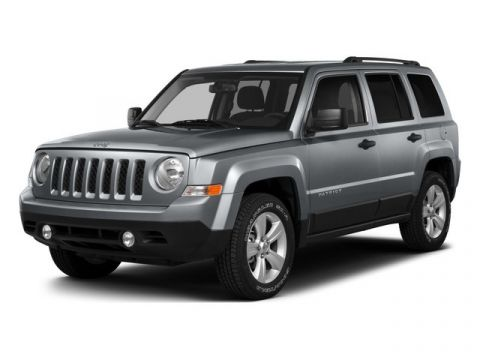 Pre-Owned 2015 Jeep Patriot Latitude 4WD Sport Utility