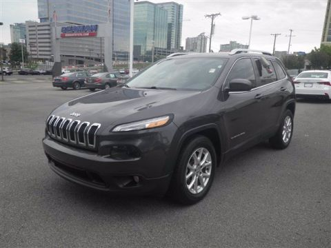 Pre-Owned 2014 Jeep Cherokee Latitude FWD Sport Utility