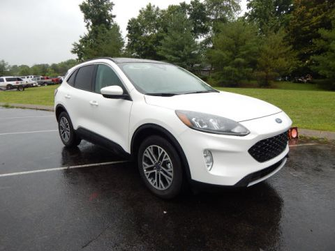 Pre-Owned 2020 Ford Escape SEL AWD AWD SEL 4dr SUV