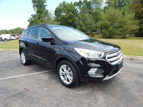 Pre-Owned 2019 Ford Escape SEL AWD AWD SEL 4dr SUV