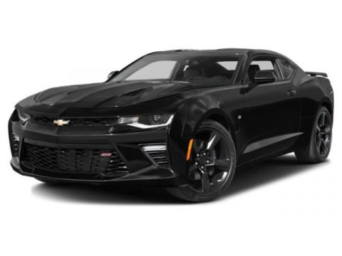 Pre-Owned 2018 Chevrolet Camaro 2SS RWD 2dr Car