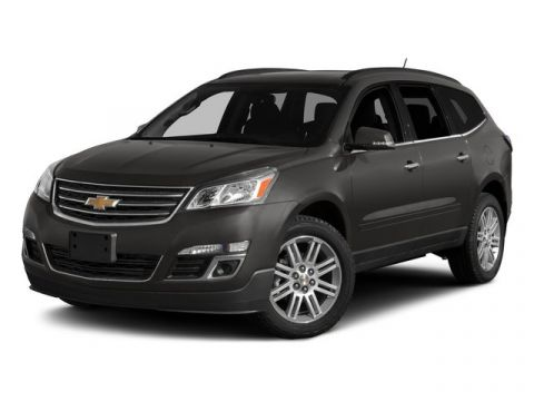 Pre-Owned 2015 Chevrolet Traverse LT AWD Sport Utility