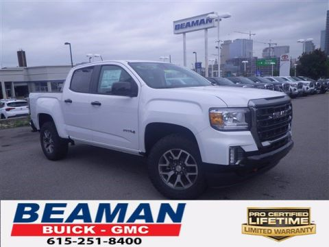 2021 GMC Canyon 4WD AT4 w/Leather