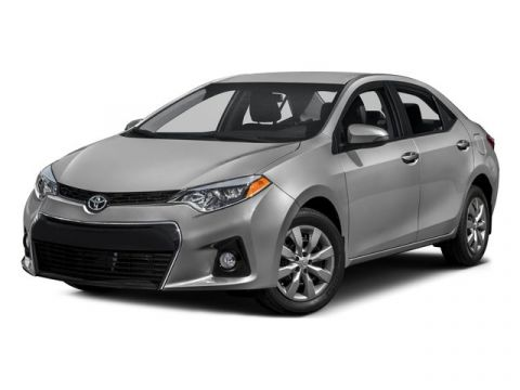 Certified Pre-Owned 2016 Toyota Corolla FWD 4dr Car