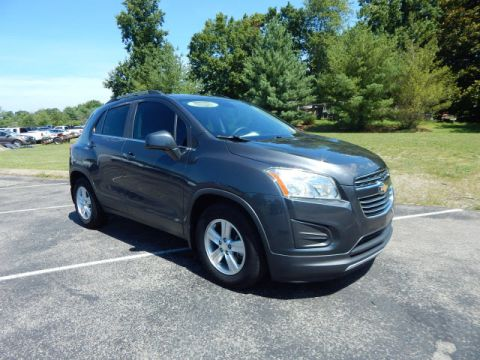 Pre-Owned 2016 Chevrolet Trax LT FWD LT 4dr Crossover