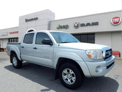 Pre-Owned 2010 Toyota Tacoma 4WD 4WD 4x4 V6 4dr Double Cab 5.0 ft SB 5A