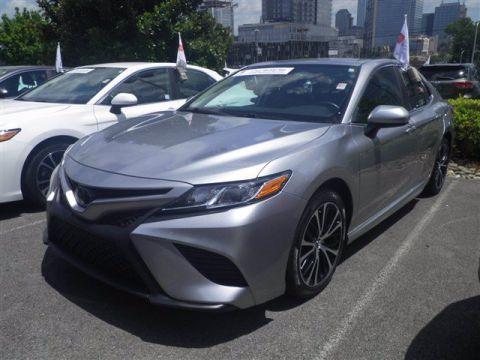Certified Pre-Owned 2019 Toyota Camry FWD 4dr Car