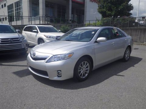 Pre-Owned 2011 Toyota Camry Hybrid HYBRID FWD 4dr Car