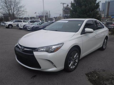 Certified Pre-Owned 2017 Toyota Camry FWD 4dr Car