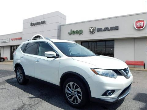 Pre-Owned 2015 Nissan Rogue AWD AWD AWD SL 4dr Crossover