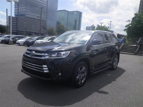 2019 Toyota Highlander HB LTD PLT