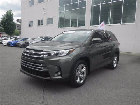 2018 Toyota Highlander 2WD LTD