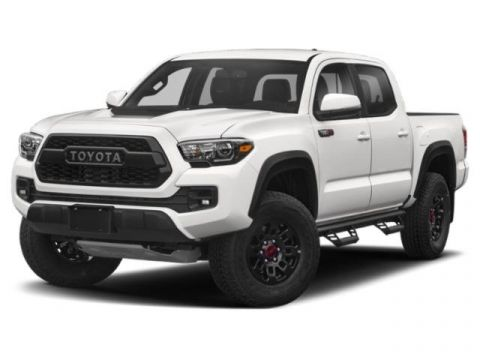 Pre-Owned 2018 Toyota Tacoma 4WD TRD SP 4WD Crew Cab Pickup