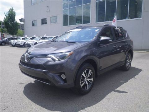 Certified Pre-Owned 2018 Toyota RAV4 XLE FWD Sport Utility