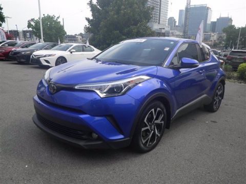 Certified Pre-Owned 2018 Toyota C-HR FWD Sport Utility