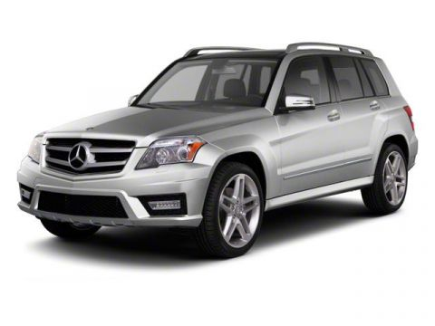 Pre-Owned 2010 Mercedes-Benz GLK GLK 350 AWD 4MATIC Sport Utility