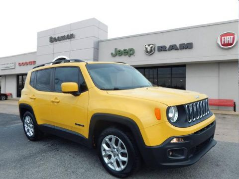 2015 Jeep Renegade LAT FWD